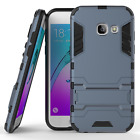 SLIM HEAVY DUTY TOUGH SHOCK PROOF RESISTANT STAND PROTECTIVE PHONE CASE COVER