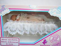 Bebè  Cuoricino con culla  n.18  Mod.6200 Zanini & Zambelli Vintage
