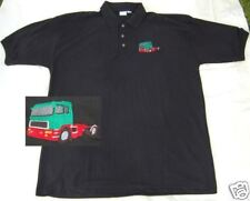 ERF E Series embroidered on Polo Shirt