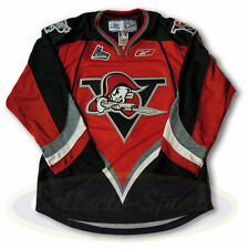 Drummondville Voltigeurs QMJHL Jersey RBK Edge Red XXL