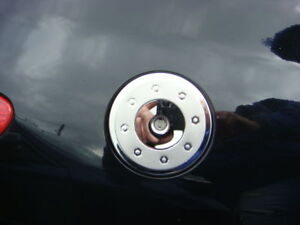 PEUGEOT 206 FUEL CAP COVER
