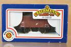 BACHMANN 33-600 BR BROWN 12 TON VENT VAN WAGON W145548 & GRAFITTI MINT BOXED py