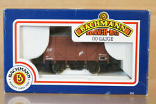 Bachmann 33-600 BR Marrón 12 Toneladas DESCARGA Van wagon w145548 & Graffiti