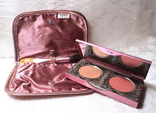 Mally 24/7 Illuminating Blush with Double-Sided Brush & Pouch - Light - Boxed