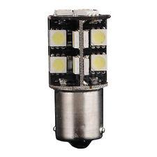 2x Lampada Lampadina Auto BA15s 1156 P21W 19 LED 5050 SMD Canbus Erreur DC12V HK