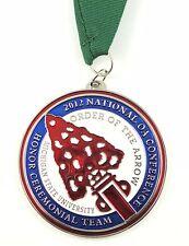 2012 NOAC Order of the Arrow Honor Ceremonial Team OA Medal