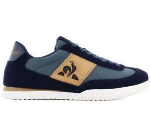 Le Coq Sportif Veloce Waxy Men's Sneaker Blue 2021612 Leisure Sports Shoes New