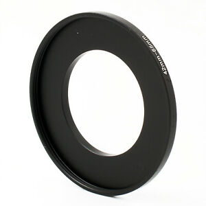 42-65 Step Up Filter Ring 42mm x1 Male to 65mm x1 Female Lens adapter