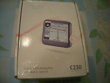 MIO DIGI WALKER C230 PORTABLE GPS NAVIGATION (TEXT TO SPEACH), EX IN ORIG BOX!