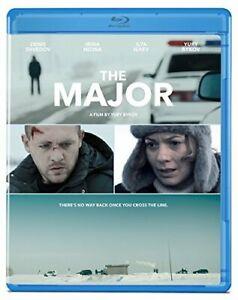 The Major (2013) BLU-RAY NEW