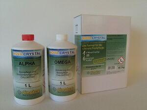 dinotec Nova Crystal, Promotion-Set, Wasserpflege, chlorfrei (1 l = 34,50 €)