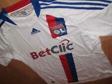 Adidas Olympique Lyonnais Trikot Jersey Maillot Camiseta Maglia Lyon 10/11 L NEU