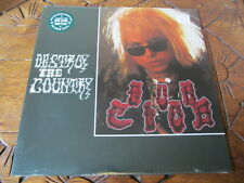 Gun Club Destroy the Country LP Cleopatra new sealed vinyl Record green vinyl