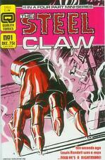 Steel Claw # 1 (of 4) (Jesús Blasco) (Quality Comics EE. UU, 1986)