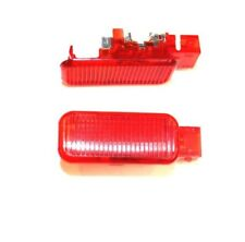 AUDI A8 D3 4E PUDDLE RED DOOR WARNING LIGHT 8D0947411
