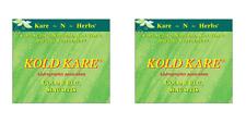 Kare-N-Herbs Kold Kare 40 Tablets (Paks of 2)