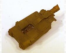 O Brass Parts: Rear Trailing Truck Booster Engine