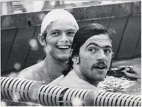 Walter Kusch & Klaus Steinbach, Original Presse-Foto von 1973