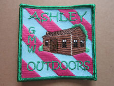 Ashley Outdoors GMW Girl Guides Cloth Patch Badge (L3K)