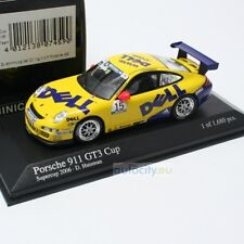 MINICHAMPS PORSCHE 911 GT3 MRS PC-SERVICE TEAM SUPERCUP DUNCAN HUISMAN 400066415