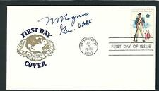 General F. Michael Rogers signed cover USAF Air Force Logistics Command