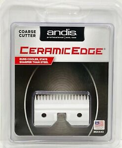 Andis #64440 Coarse Cutter CeramicEdge Advanced Formula Ceramic Blade NEW