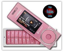 Samsung SGH X830 Pink (Ohne Simlock)Mini Handy Kamera Bluetooth MP3 Rarität TOP