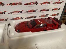 Gt Spirit Ferrari Koenig Testarossa EVO RED 1/18  RARE HTF Bi Turbo