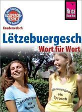Lëtzebuergesch - Wort für Wort (für Luxemburg) | Joscha Remus | Taschenbuch
