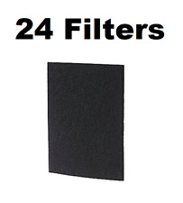 Carbon Filter for Holmes Bionaire GE HAP60, HAPF60PDQ-U, A1260C 24 PACK
