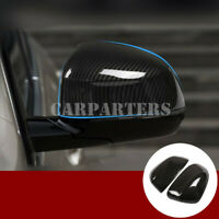 For BMW X7 G07 ABS Carbon Fiber Style Rearview Mirror Frame Trim Cover 2019