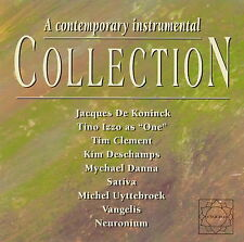 A Contemporary Instrumental Collection - Various Artists  *** BRAND NEW CD ***