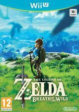 La Légende de Zelda: Breath of the Wild (Wii U) NEUF et scellé - rapide Envoi