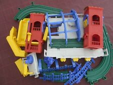 Fisher-Price Geotrax Grand Central Station Replacement Parts See Notes Below