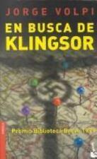 En Busca De Klingsor (Spanish Edition)