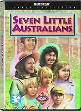 Seven Little Australians ~ Australian Mini-Series ~ RARE OOP DVD