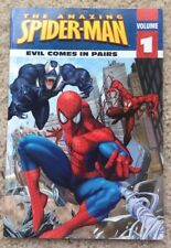The Amazing Spiderman Evil Comes To Pairs Volume One Paperback Book New!