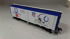MANTUA HO SCALE 1991 Indianapolis(Baltimore) Colts, NFL SUPER BOWL BOX CAR