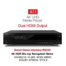 Egreat A11 TV BOX 2G/16G Media Player 4K UHD 2T2R WIFI HDR10 Blu-ray 3D Dolby