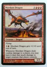 1x Mordant Dragon! duel ponts Knights vs. Dragons! RARE! Engl. Presque comme neuf