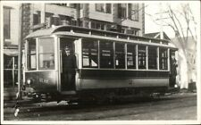 Perryville Rehoboth Md Trolley 1940s Reprint Real Photo Postcard