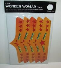 Wonder Woman Original Tiaras 1977 DC Comics Vintage Halloween Costume Super Hero