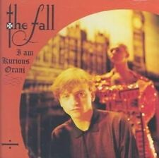 Fall I Am Kurious Oranj CD 13 Track UK Beggars Banquet 1988