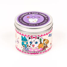 Pokemon Go Jigglypuff's Lullaby Scented Candle Pokemon gift pokemon christmas