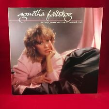 AGNETHA FÄLTSKOG Wrap Your Arms Around Me 1983 UK VINYL LP EXCELLENT CONDITION