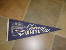 CHICAGO WHITE SOX Pennant - 1940's - MINT