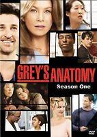 Grey's Anatomy: Season 1