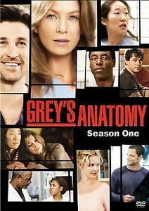 Greys Anatomy - Season 1 (DVD, 2006, 2-Disc Set)