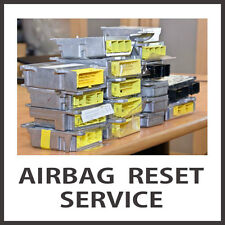 REPAIR SERVICE: Airbag Computer SRS Control Module RESET - Toyota LAND CRUISER