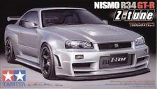 Tamiya 1/24 NISMO R34 Gt-r-z-tune #24282